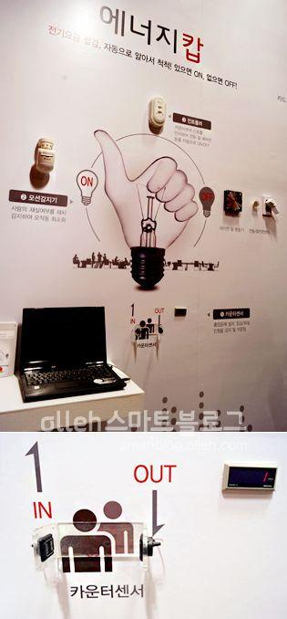 olleh 스마트 블로그 :: '2013 국제 스마트 홈/빌딩 전'의 인기만점 스마트 홈 아이템을 소개합니다. [리뷰]