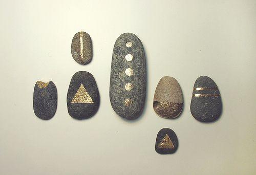 iiiinspired: thingsPainting Rocks, Painted Stones, Pets Rocks, Sacred Geometry, Rocks Collection, Painted Rocks, Diy, Painting Stones, Rocks Art