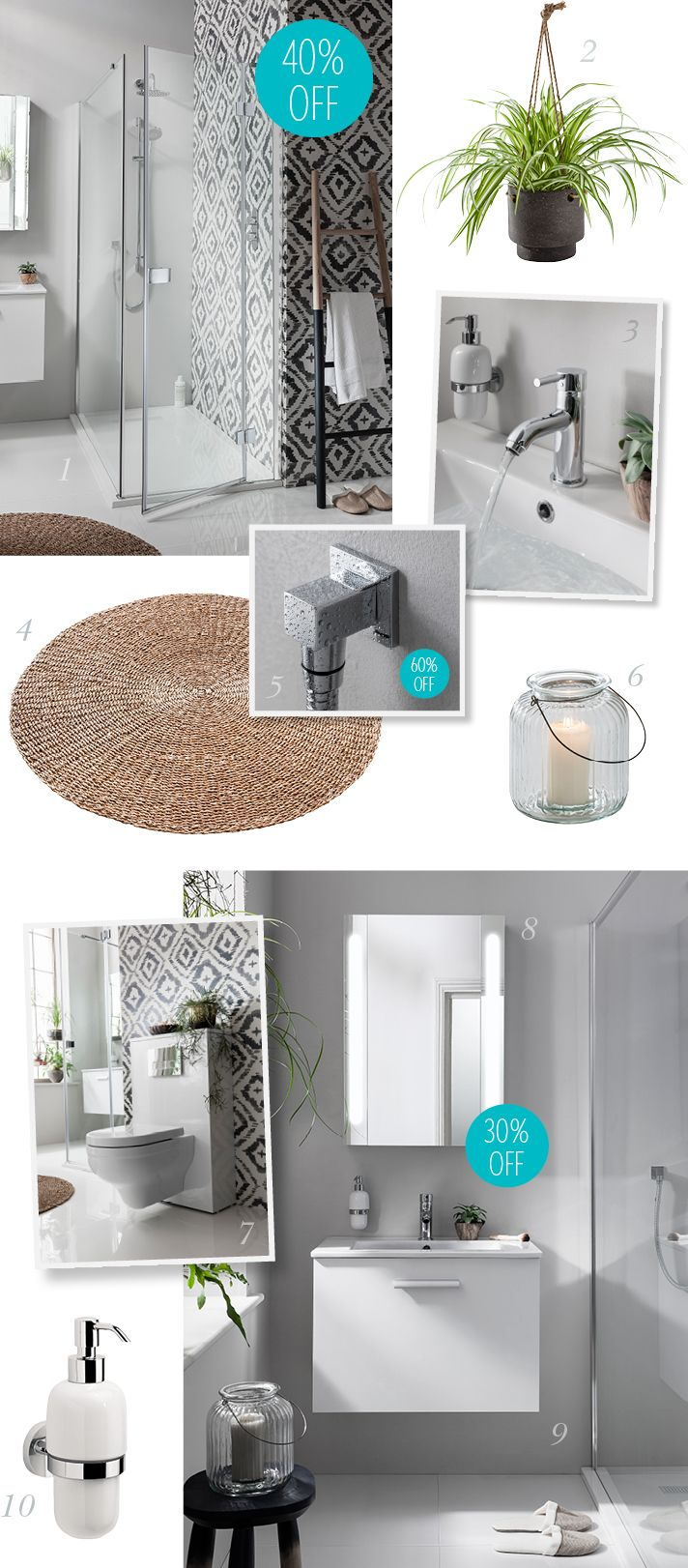 17 best The Luxe Bathroom Look images on Pinterest | Luxurious ...