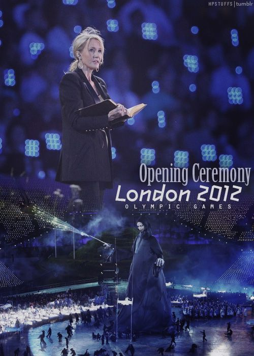 Opening Ceremony for the London Olympics :)