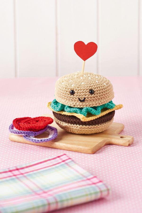 Hello, BBQ burger face