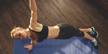 Evde uygulabilecek kol egzersizleri - monthly fitness