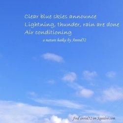 Examples of Nature Haiku Poems