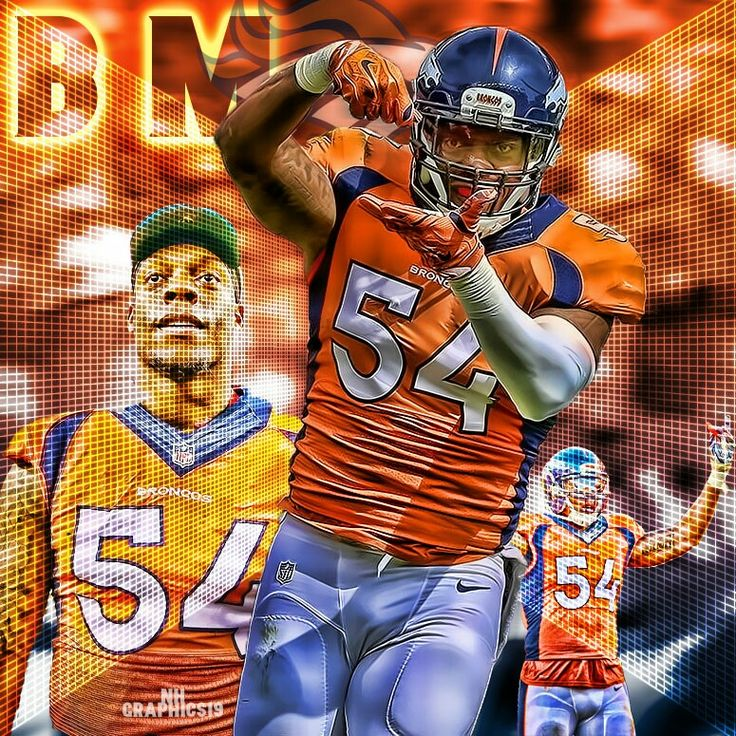 Congratulations Brandon Marshall on your new contract #nhgraphics19 #broncisgraphics #denverbroncos