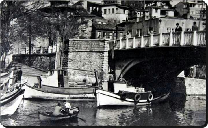 Göksu. Anadolu Hisarı 1970's. Istanbul. Turkey