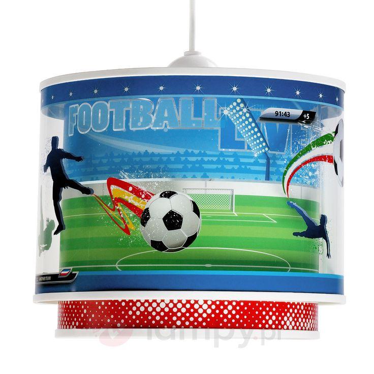 Football - lampa wisząca dla miłośnika sportu 2507272