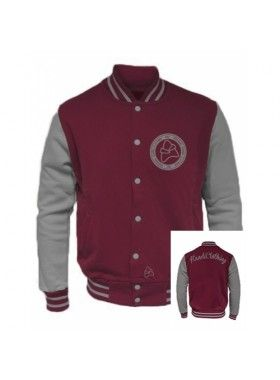 Kandi Clothing Varsity Jacket. Buy @ http://thehubmarketplace.com/VARSITY%20JACKET%20-%20BADGE