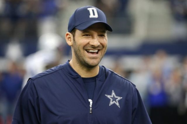Tony Romo's top suitors are believed to be the Broncos and Texans. (AP)
