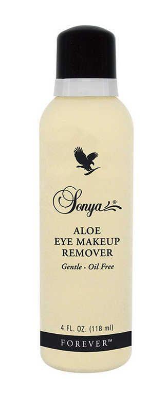 Aloe Eye Make-up Remover  Een olie en alcoholvrije formule die oogmakeup verwijdert zonder in de ogen te prikken en de tere huid uit te drogen. Aloe Eye Makeup Remover is geschikt voor cosmetica op basis van olie en voor andere cosmetica. In het bijzonder voor de gevoelige huid. Het belangrijkste bestand deel is de gestabiliseerde aloë vera gel, die de huid verzorgt, reinigt en voedt. Zijde aminozuren helpen de wimpers te verstevigen en het gebied rondom de ogen te conditioneren.  #…