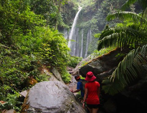 Air Terjun Lombok: 5 Air Terjun di Lombok yang Harus Kamu Kunjungi!