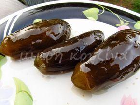 μικρή κουζίνα: Γλυκό κουταλιού μελιτζανάκι