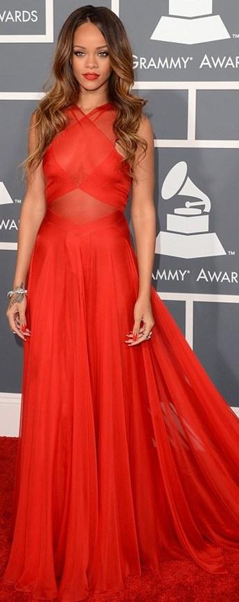 Rihanna @ 2013 Grammys ♥✤   Keep the Glamour   BeStayBeautiful
