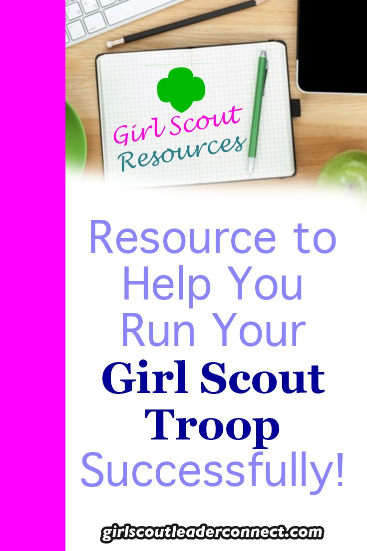 I get asked a lot what other resources are out there for Girl Scout leaders other than my site. I have done a lot of digging on the web and have found some really good places to go to get not only ideas but also planned programs just like I offer here at Girl Scout …