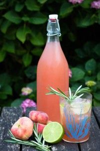 selbst gemachter pfirsich eistee (1 von 3)