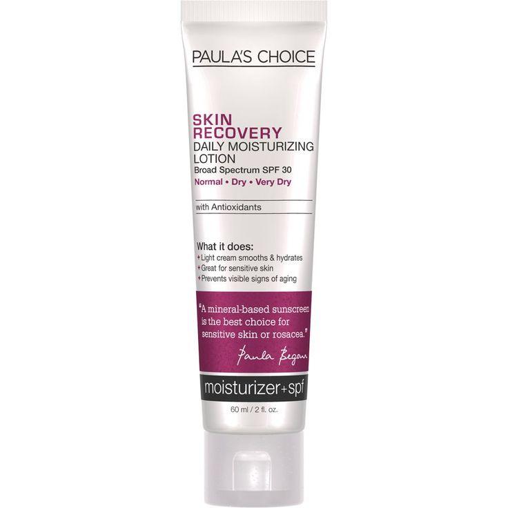 Paula's Choice Skin Recovery Daily Moisturizing Lotion SPF 30 & Antioxidants 349 kr från Skincity