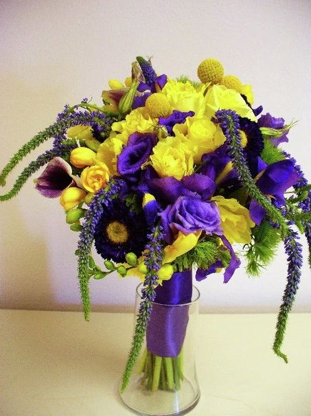 Amazing images of purple and yellow flower arrangements best home 232 best images about amaranth arrangements on pinterest mightylinksfo