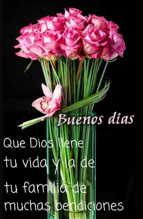 deseos de buen dia