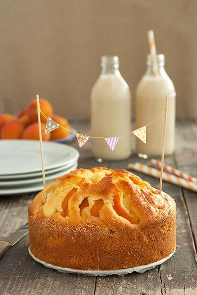Ricetta Torta con le albicocche fresche - Labna