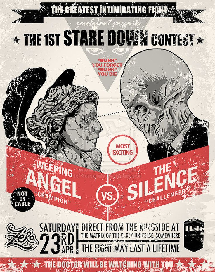 1st Stare Down Contest by zerobriant on deviantART