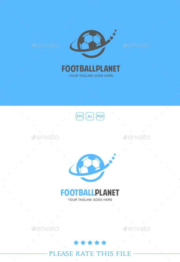Soccer  Logo Design Template Vector #logotype Download it here: http://graphicriver.net/item/soccer-logo/10219192?s_rank=1588?ref=nesto