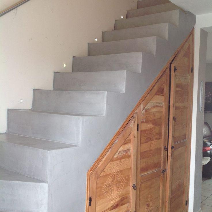 best 25 escalier beton cir ideas on pinterest escaliers en b ton escalier en beton and. Black Bedroom Furniture Sets. Home Design Ideas