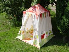fabric playhouse