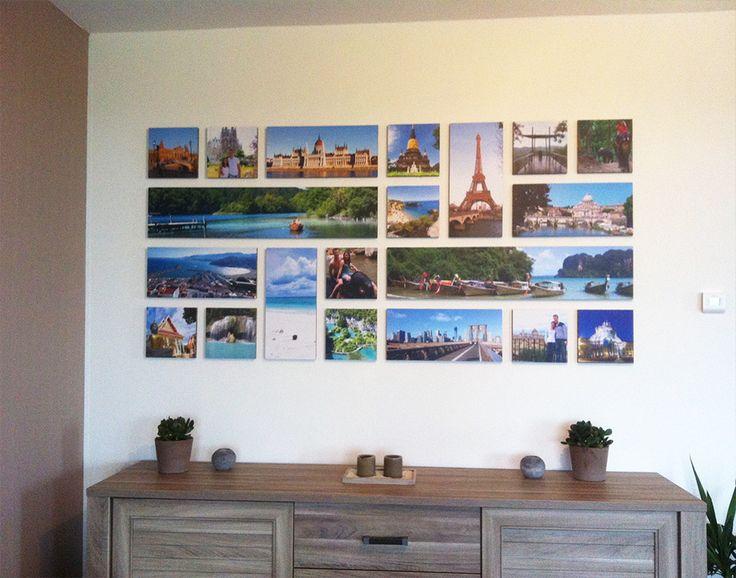 Reisfoto's in je huis (binnenkijken bij Reisgenie)