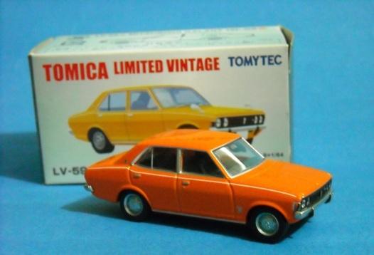 Resti's Classic /Sports Diecast: Tomica Limited Vintage Mitsubishi Galant 16L GS