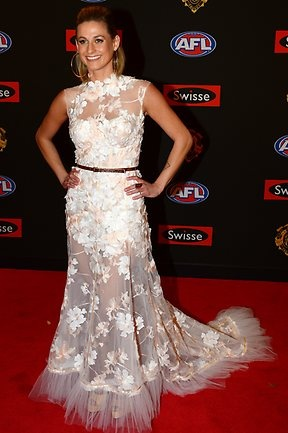 2012 AFL Brownlow Medal red carpet | 2012 Brownlow Medal red carpet | The Australian