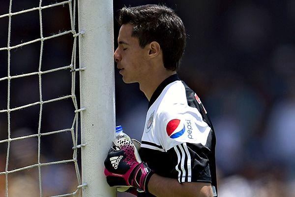 EL REBAÑO APOSTARÁ POR TOÑO José Antonio Rodríguez tuvo minutos en la Copa MX, pero en la Liga el puesto titular fue de Luis Michel.