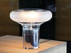 LED blown glass table lamp FIVE   Table lamp - Tobias Grau