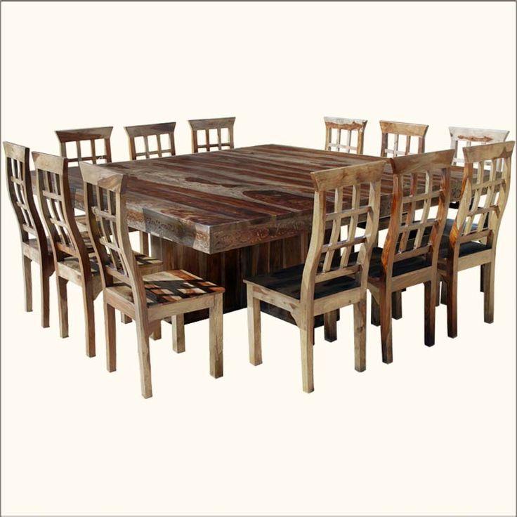 Diy square dining tablediningroom perfectioning married to diy square dining tablediningroom perfectioning married to a carpenter happiness kitchendiningroom pinterest square dining tables sxxofo
