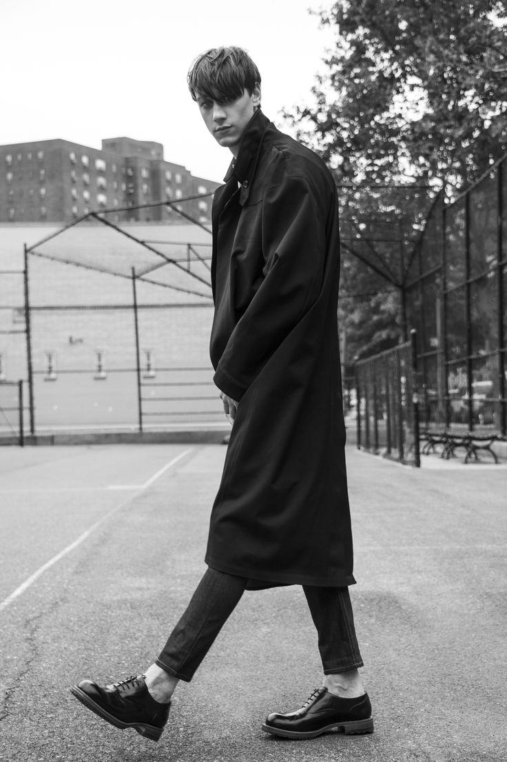 Harvey James ph Matthew Pandolfe - LAB A4 Magazine