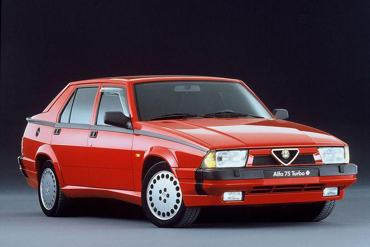 Alfa-Romeo 75 1.8i Turbo