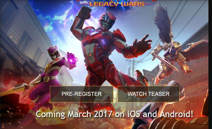 Now Play Power Rangers Legacy Wars for PC on Windows 10, Windows 8, Windows 8.1, Windows 7, a multiplayer action game by nWay free available here