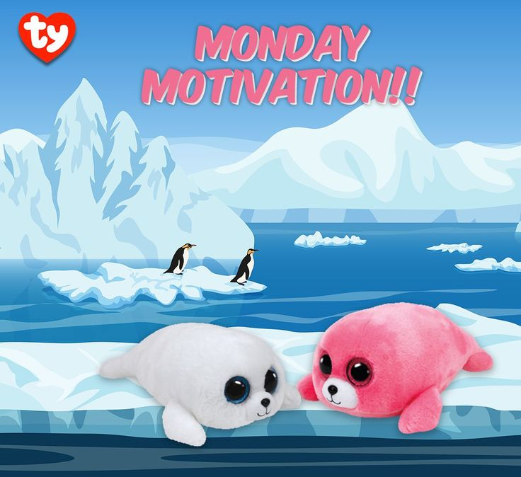 Pierre and Icy are ready to slide into the week!