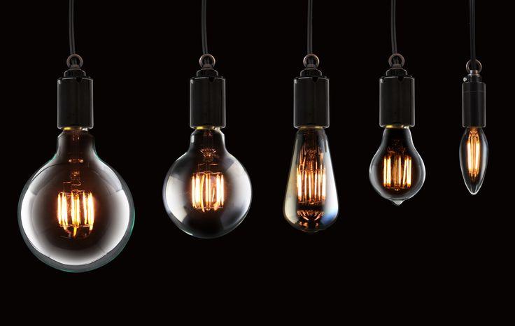 「Siphon」はインテリアの世界に新しい常識をもたらします。 飲食店、ショップ、カフェ、そして一般家庭。 インテリアにこだわりを持つすべての人へ省エネで長寿命、そして美しい電球をお届けします。