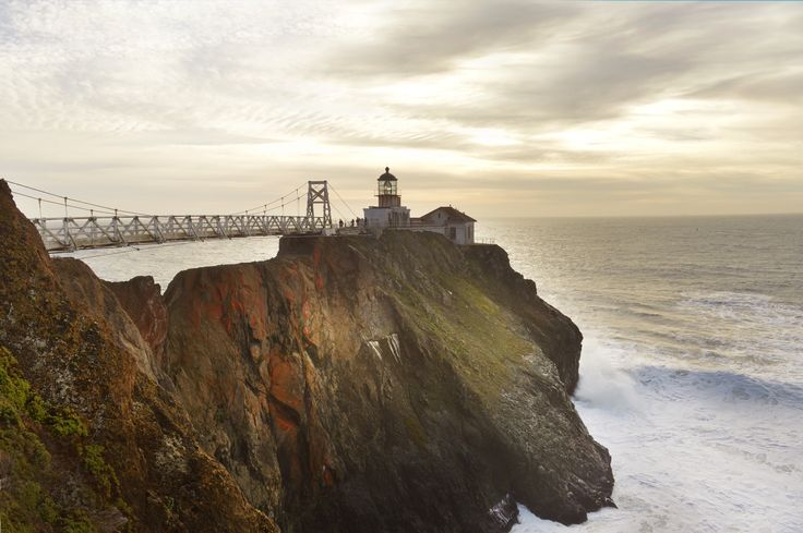 Point Bonita Lighthouse San Francisco