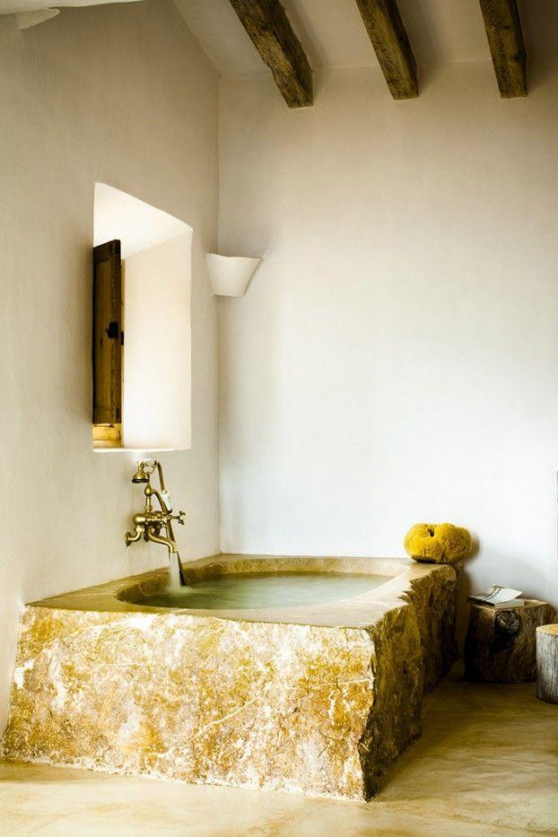 Bohemian Bathroom Designs