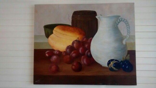 Mi pintura...