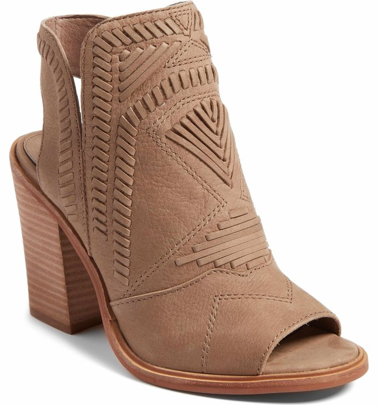 Main Image - Vince Camuto Karinta Block Heel Bootie (Women)