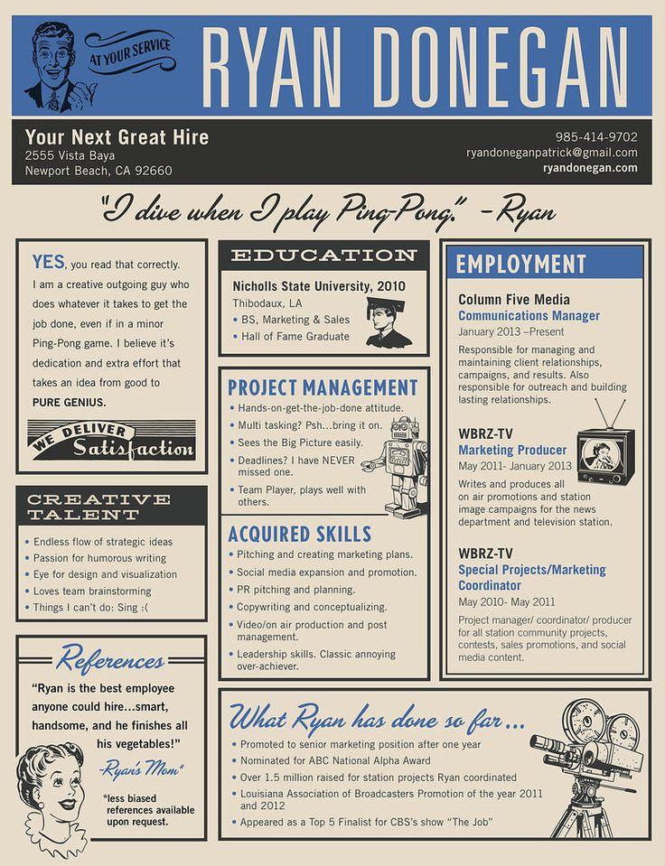 44 best Resumes images on Pinterest Resume ideas, Resume tips - resume for a bartender