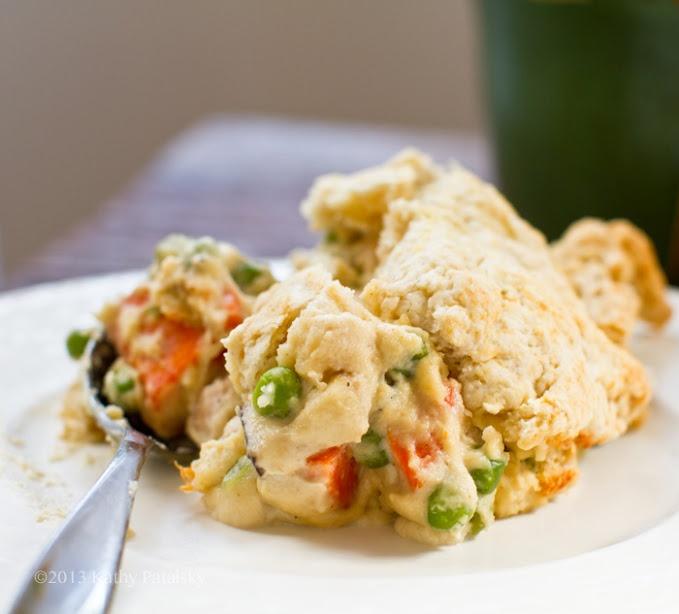 Pie. Flaky Biscuit Crust. Comfort Food.: Vegans Pot, Flaky Biscuits ...