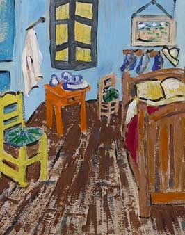 29 best Van Gogh Bedroom images on Pinterest
