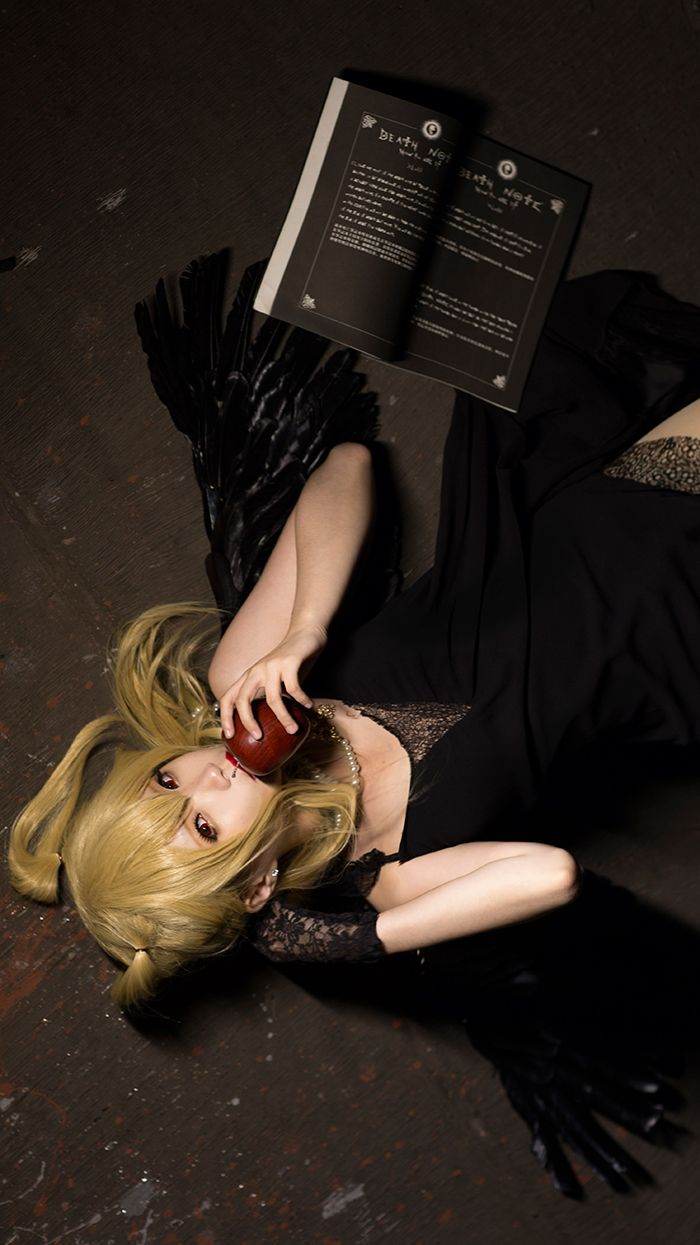 ANNusaron(ANNusaron王宇轩) Misa Amane Cosplay Photo - WorldCosplay