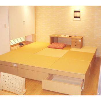 畳コーナー収納ユニット(可動型) (株)DMウッドラボ【東京都】/住まいのオーダーメード館403