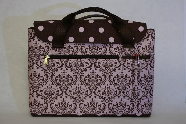 Laptop bag for Sue. I think that they are very mobile...