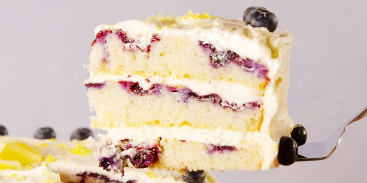 The only cake you need all spring.
