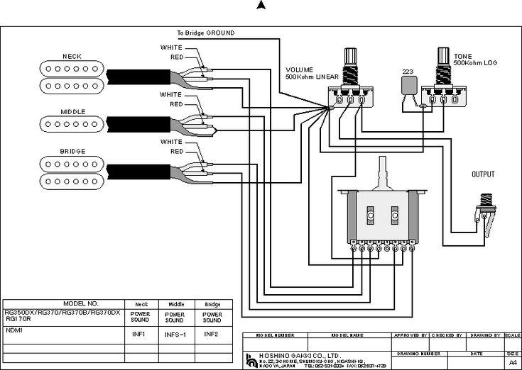 Jem Wiring Diagram