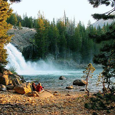 Hike Hut to Hut in Yosemite
